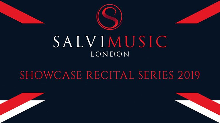 Salvi Music Showcase Recital Series